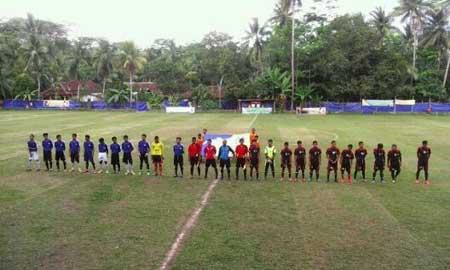 Piala Bupati, Gempala Cintaratu Libas Jayagiri Junior 4-0 di Perempat Final