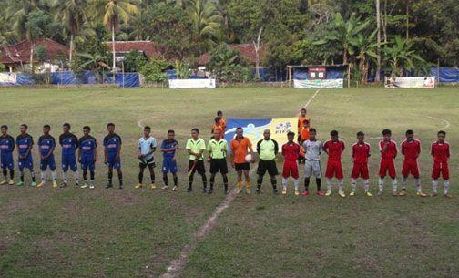 Piala Bupati U-19, Awangga FC Tantang SMKN 1 Pangandaran di Final