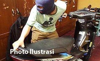 Polres Ciamis Ringkus Komplotan Spesialis Pencuri Showroom Motor