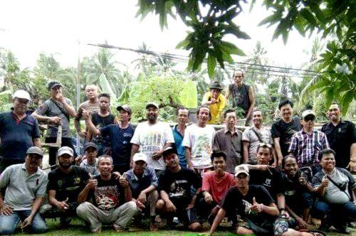 PPBI Pangandaran Gelar Pameran Bonsai Tingkat Kabupaten