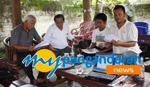 Presidium Kabupaten Pangandaran Tetap Optimistis