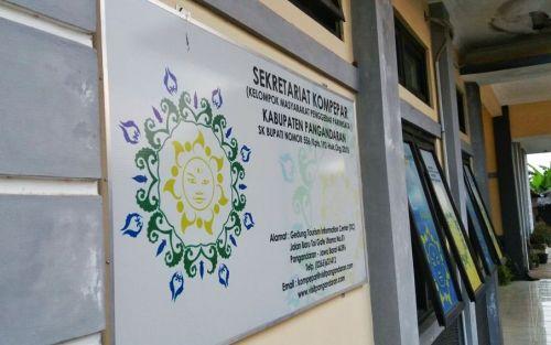 Program Dibekukan, Kompepar Laksanakan Sertifikasi Pemandu se-Kabupaten Pangandaran