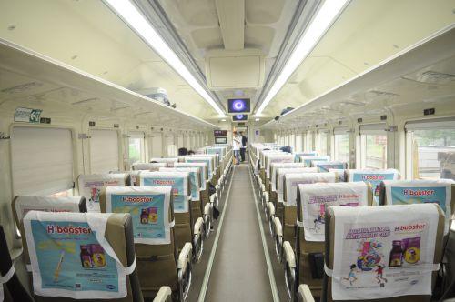 Promo Rp1 Kereta Pangandaran di Perpanjang Lagi Hingga 31 Maret 2019