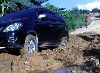 Proyek Jalan Pangandaran-Sukabumi Rp 1 Triliun Terkendala Pembebasan Lahan