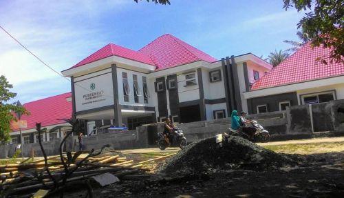 Puskesmas Pangandaran Pindah Ke Gedung Baru di Desa Babakan
