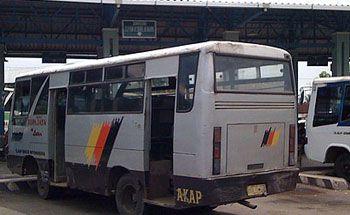 Ratusan Awak Bus Cilacap-Pangandaran Mogok