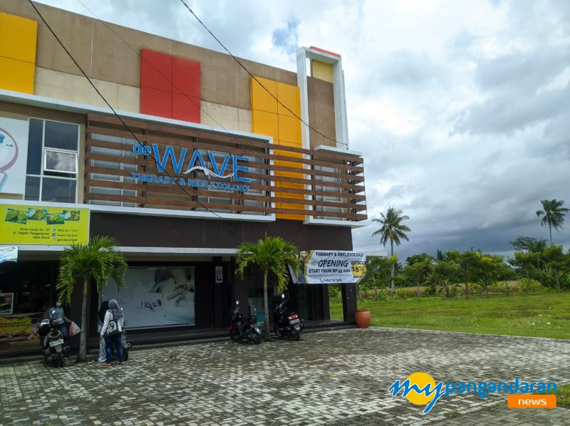 Re-Opening, de Wave Therapy and Reflexology Pangandaran Nyaman dan Terjangkau