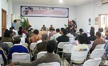 Rekompak Gelar Lokalatih Kemandirian di Pangandaran