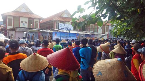 Relokasi PKL Telah Terlaksana, Ini Keluahan Para Pedagang
