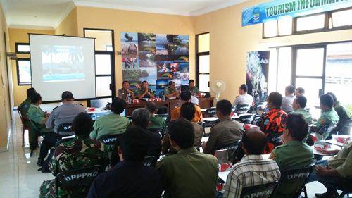 Rencana Pengelolaan Pariwisata Musim Libur Natal dan Tahun Baru 2015 di Pangandaran