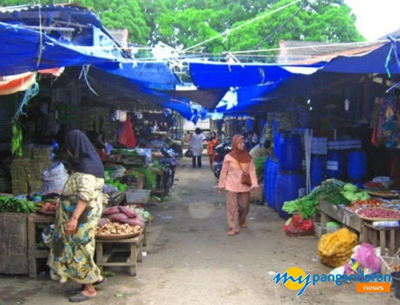 Revitalisasi Pasar Pananjung, Pedagang Akan Direlokasi ke Lapang Wonoharjo