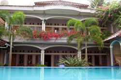 Ribuan Kamar Hotel Penuh di Pangandaran