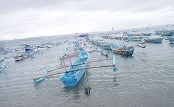 Ribuan Nelayan Pangandaran Enggan Melaut