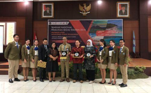 Riset Mahasiswa STP Bandung, Agen Perjalanan Wisata di Pangandaran Belum Maksimal Menggunakan Social Media