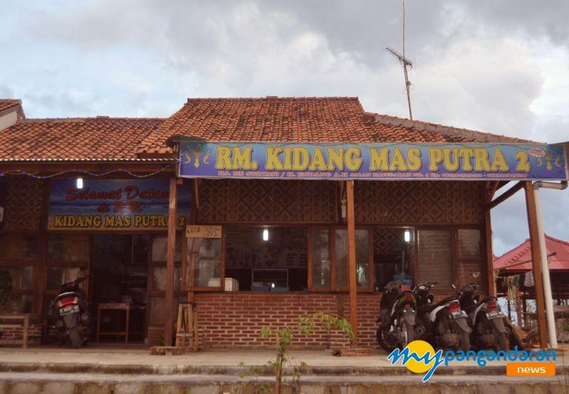Rumah Makan Kidang Mas Putra Hadir di Sentra Seafood Pantai Barat Pangandaran