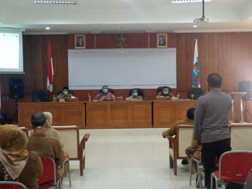 Sebanyak 62 RT Di Kabupaten Pangandaran Masuk Zona Merah