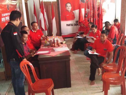 Sebanyak 68 Orang Mendaftar Pencalonan Ketua PAC Pangandaran