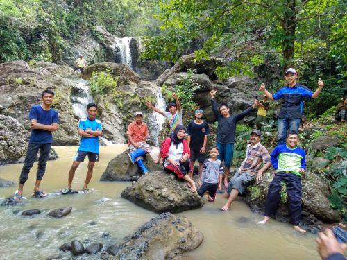 Semangat Pemuda Padaherang Pangandaran Membangun Wisata
