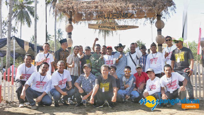 Semangat Sumpah Pemuda, Pemuda Bojongsari Desa Babakan Pangandaran Gelar Kampung Pemuda