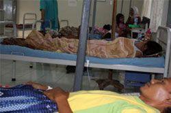 Sembilan Warga Cikangkung Diserang Diare