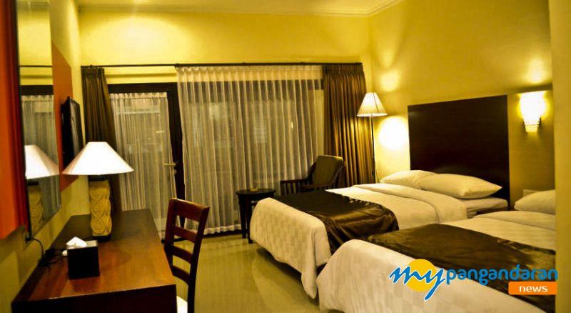 Pasca Lebaran, Harga Kamar Hotel di Pangandaran Sudah Normal