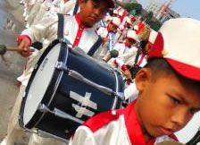 Serunya Marching Band