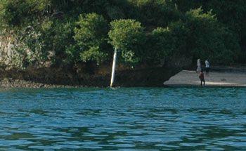 Sistem Peringatan Dini Tsunami di Pangandaran Dibiarkan Rusak