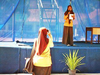 SMA Muhammadiyah Pangandaran Isi Ramadan Dengan Kegiatan Religi