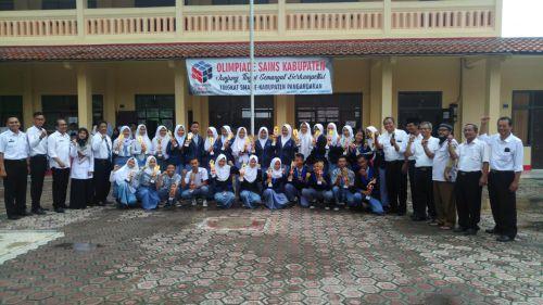 SMAN 1 Pangandaran Sabet Prestasi Terbanyak di Olimpiade Sains Kabupaten