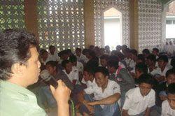 SMAN 1 Pangandaran Sisihkan Jam KBM untuk Tausiyah Ramadhan