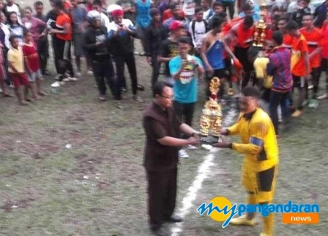 SMKN 1 Pangandaran Juarai Piala Bupati U-19