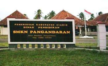 SMKN 1 Pangandaran, Tuan Rumah LKS Jabar Bidang Bahasa