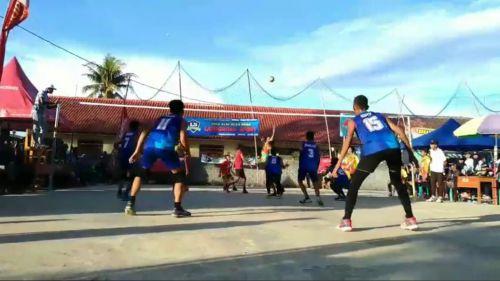 SMPN 1 Cijulang Sabet Juara 1 Invitasi Voli Se-Kabupaten Pangandaran dan Tasik