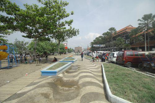 Splash Park Bakal Jadi Wisata Baru di Pangandaran