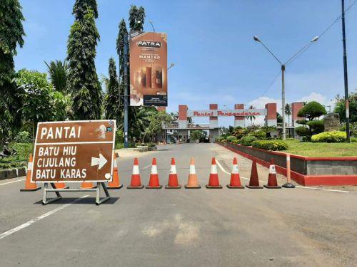Status Siaga Darurat Covid-19 di Pangandaran di Perpanjang
