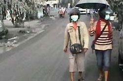 Stok Masker di Ciamis Selatan Menipis