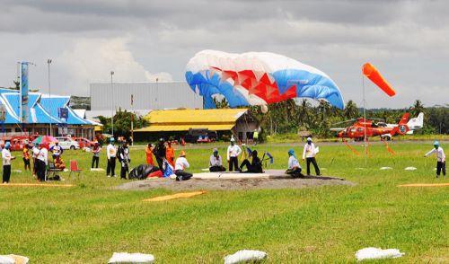 Sub PB PON Pertajam Evaluasi Jelang Final Berkuda dan Terjun Payung