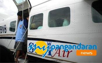 Susi Air Akan Bangun Sekolah Penerbangan di Pangandaran