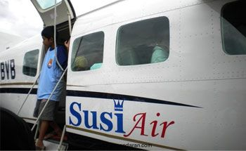 Susi Air Incar Penerbangan Berjadwal di Indonesia