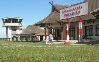 Tahun 2018, Bandara Nusawiru Siap Tampung Pesawat Berbadan Besar