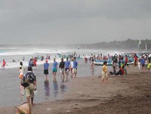 Tamu Hotel di Pangandaran Takut Tsunami
