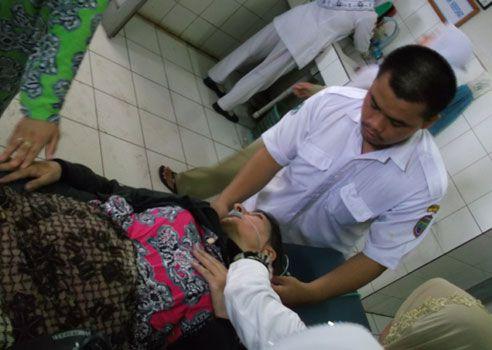 Terdampar, Puluhan Imigran Timur Tengah Diamankan POLAIR Pangandaran