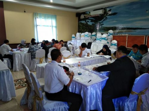 Tingkatkan Daya Saing Industri Pariwisata, Pemkab Pangandaran Fasilitasi Karyawan Hotel dan Restoran Ikuti Pelatihan Uji Kompetensi