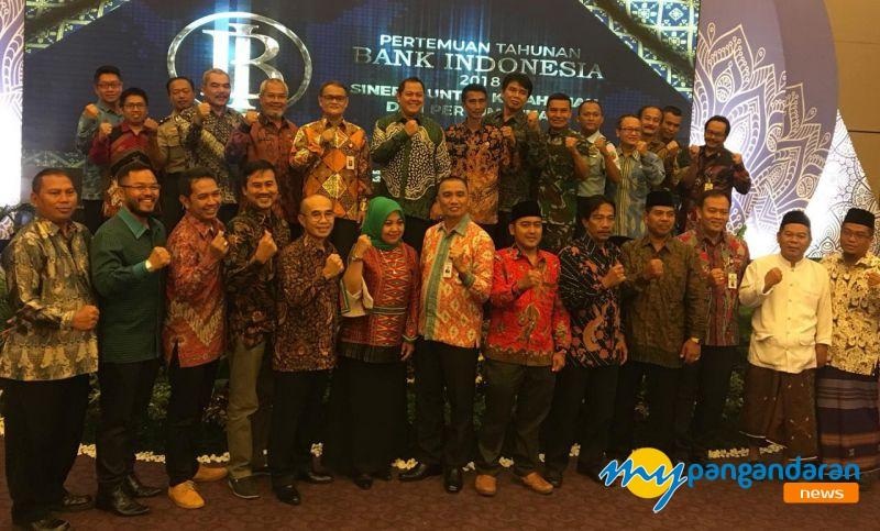 Tingkatkan Usaha Mikro, Kadin Se-Priangan Timur Kumpul Bareng Bank Indonesia