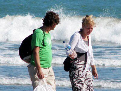 Turis Bule, Mulai Ramaikan Pangandaran
