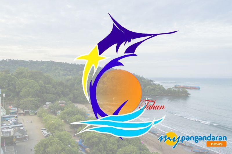 Ulang Tahun ke-6 Kabupaten Pangandaran, ini Makna Dibalik Logonya