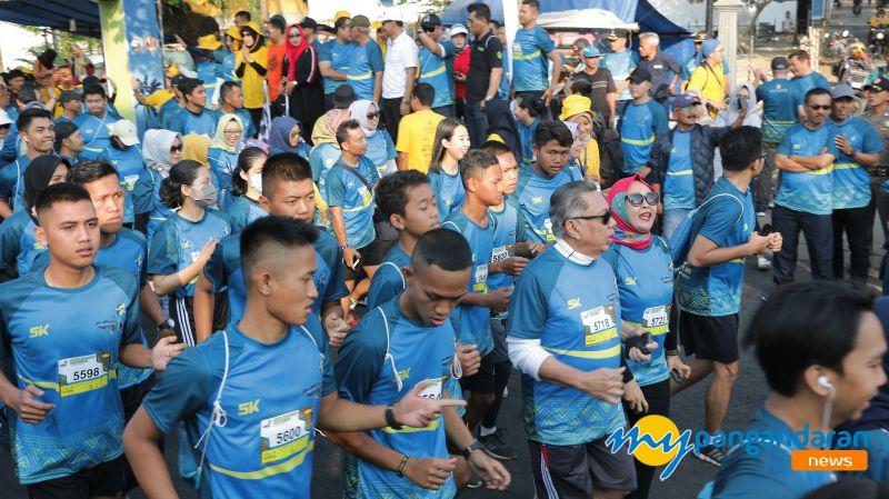 Unpad Pangandaran Kembali Menggelar Pangandaran Run 2019