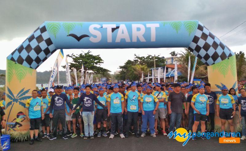 Unpad Selenggarakan Kejuaraan Pangandaran Run 2018 5K dan 10K