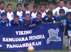 Viking Pangandaran Tekuk Viking Kalipucang 2-1