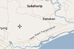 Warga Desa Sukahurip Dambakan Jalan Aspal